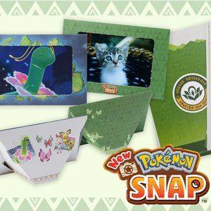 Nintendo Pokémon Snap Letter set